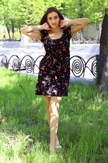 Купить Платье женское 065209643 в розницу