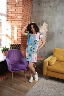 Купить Платье женское 065209669 в розницу