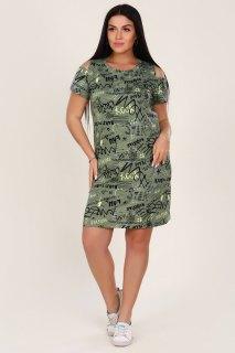 Купить Платье женское 065209671 в розницу