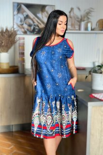 Купить Платье женское 065501412 в розницу