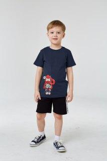 Купить Футболка для мальчика 070002117 в розницу