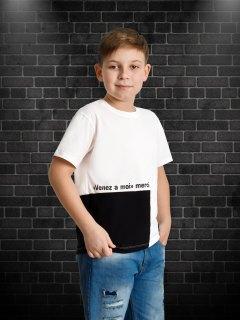 Купить Футболка для мальчика 070002128 в розницу