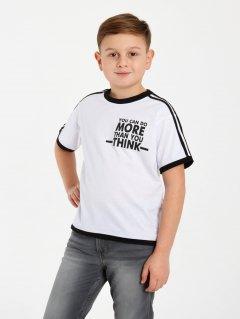 Купить Футболка для мальчика 070002135 в розницу