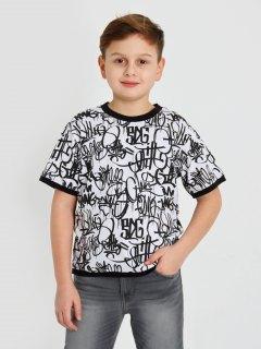Купить Футболка для мальчика 070002136 в розницу