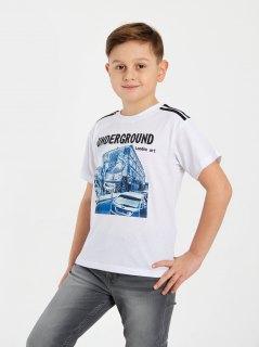 Купить Футболка для мальчика 070002137 в розницу
