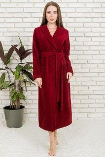 Купить Халат женский Махровый  071001291 в розницу