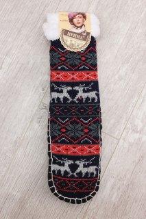 Купить Носки домашние утепленные 073001818 в розницу