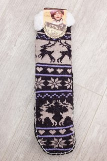 Купить Носки домашние утепленные 073001819 в розницу