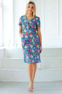 Купить Платье домашнее 074100195 в розницу
