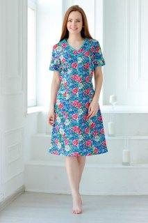 Купить Платье домашнее 074100198 в розницу
