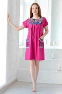 Купить Платье женское домашнее  074100208 в розницу