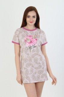 Купить Платье домашнее 074100217 в розницу