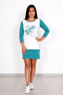 Купить Платье домашнее  074100235 в розницу