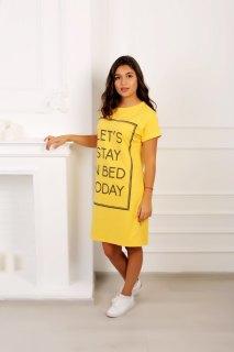 Купить Платье домашнее  074100236 в розницу