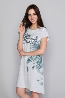 Купить Платье домашнее 074100237 в розницу