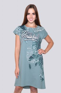 Купить Платье женское домашнее 074100240 в розницу
