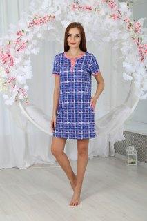 Купить Платье домашнее 074100242 в розницу