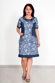 Купить Платье-Туника домашнее 074100247 в розницу