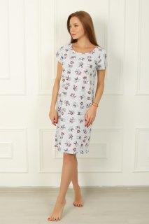 Купить Платье домашнее 074100248 в розницу