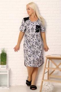 Купить Платье женское 074100258 в розницу