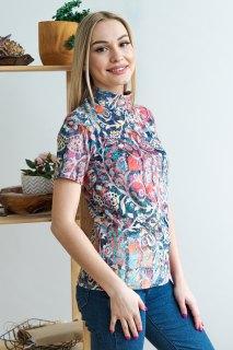 Купить Водолазка женская 075001057 в розницу