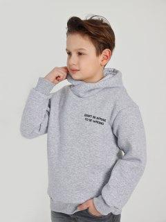 Купить Толстовка для мальчика 076000385 в розницу