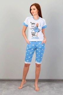 Купить Пижама женская 083000748 в розницу