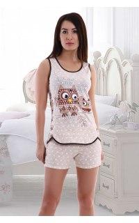Купить Пижама женская 083000771 в розницу