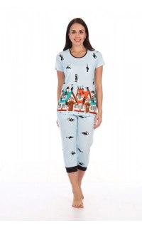 Купить Пижама женская 083000821 в розницу