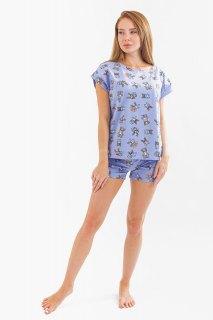 Купить Пижама женская 083000852 в розницу