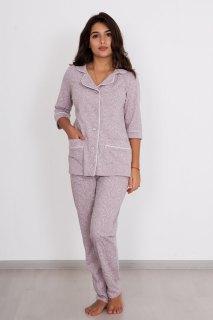 Купить Пижама женская 083000861 в розницу
