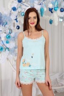 Купить Пижама женская 083000910 в розницу