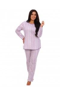 Купить Пижама женская (Футер с начесом) 083000918 в розницу