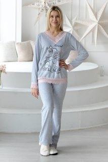 Купить Пижама женская 083000938 в розницу