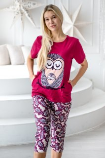 Купить Пижама женская 083000939 в розницу