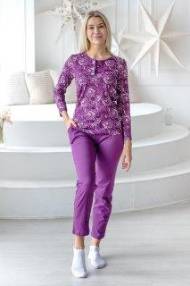 Купить Пижама женская 083000949 в розницу