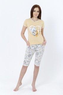 Купить Пижама женская 083000965 в розницу