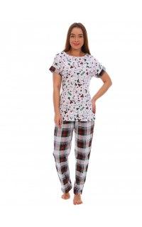 Купить Пижама женская 083000982 в розницу