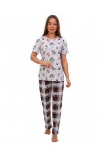 Купить Пижама женская 083000983 в розницу