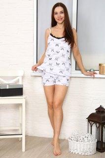 Купить Пижама женская 083000996 в розницу