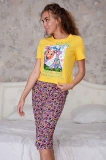 Купить Пижама женская 083001018 в розницу