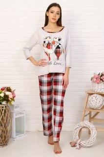 Купить Пижама женская 083001020 в розницу
