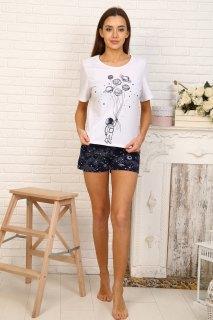 Купить Пижама женская 083001050 в розницу