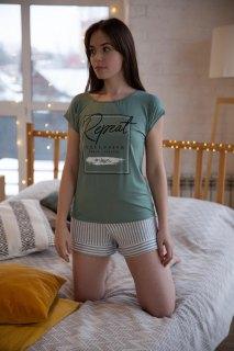 Купить Пижама женская 083001052 в розницу