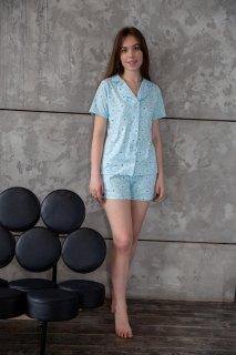 Купить Пижама женская 083001077 в розницу