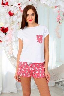 Купить Пижама женская 083001090 в розницу