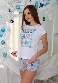 Купить Пижама женская 083001095 в розницу