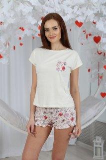 Купить Пижама женская 083001096 в розницу