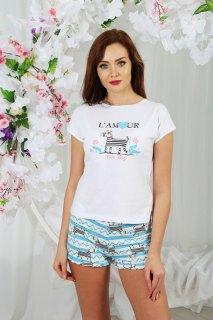 Купить Пижама женская 083001099 в розницу