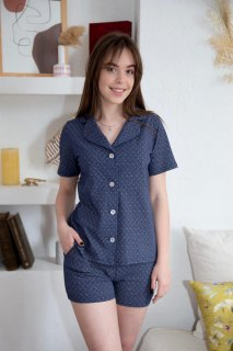 Купить Пижама женская 083001113 в розницу